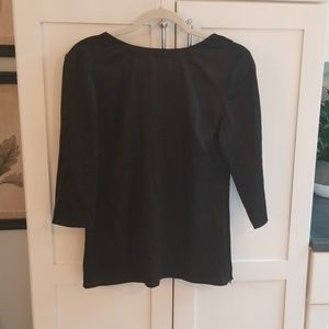 Banana Republic Blouse with Drape Back